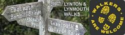 Lynton walks