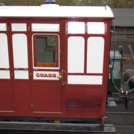 Coach 17 Guards van